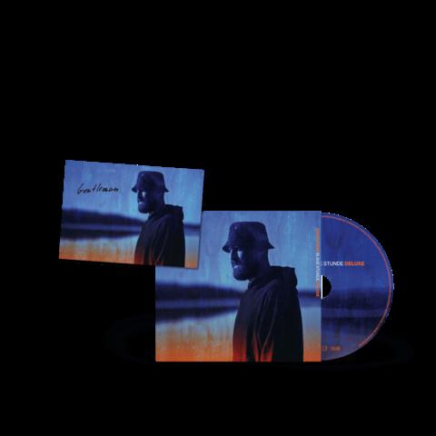 Blaue Stunde (Deluxe CD + Autogrammkarte) von Gentleman - CD-Bundle jetzt im Gentleman Store
